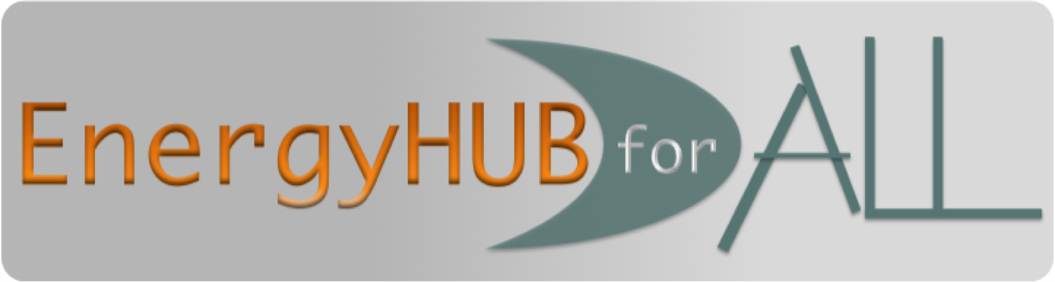 EnergyHUB for ALL - logo
